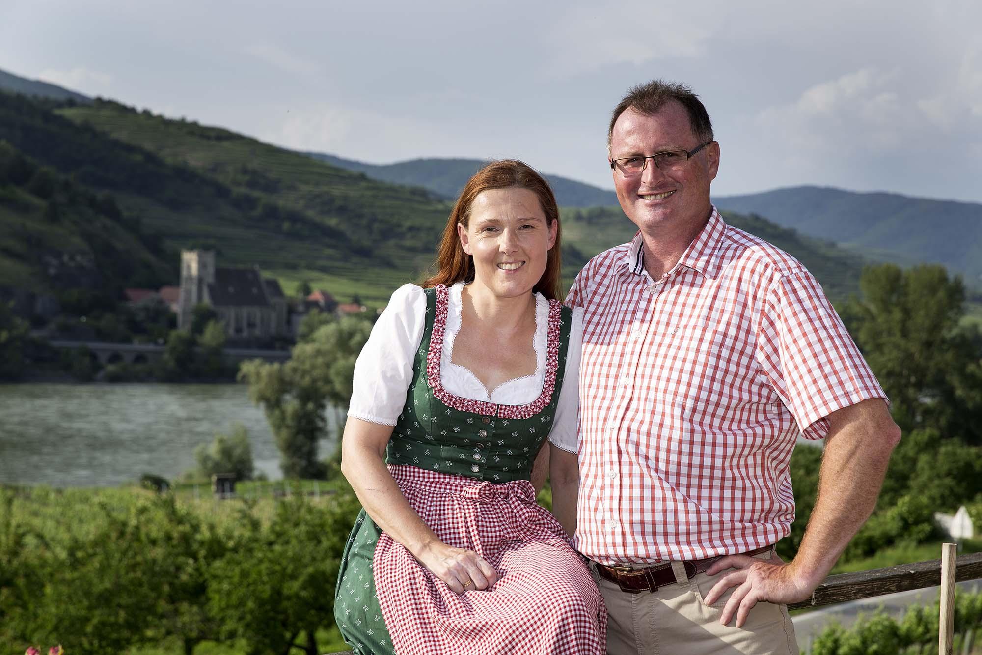 Marianne und Gottfried Pöchlinger